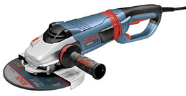 Bosch 1994-6D - 9 In. 15 A High Performance Large Angle Grinder with No Lock-On Switch