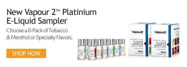 E Liquid Flavour Packs