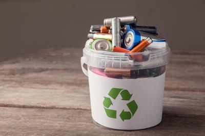 E-Cig Battery Recycling
