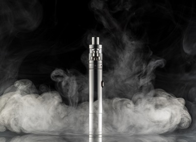 E-cigaretter vapour