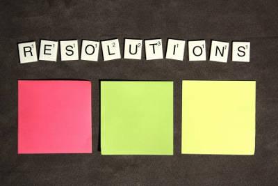 Vaping resolutions