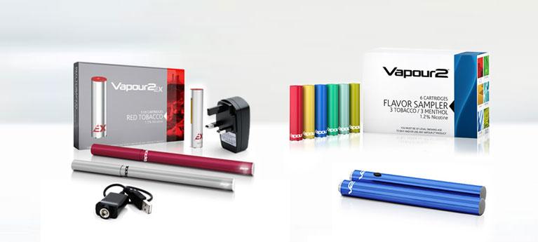 V2 E Cigarette Starter Kits