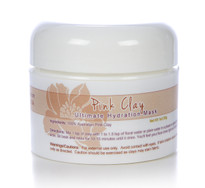 Pink Clay Ultimate Hydration Facial Mask | For All Skin Types | 10+ Applications