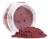 Soft Mauve Satin Multi-use Mineral Eye Shadow Color   Blush