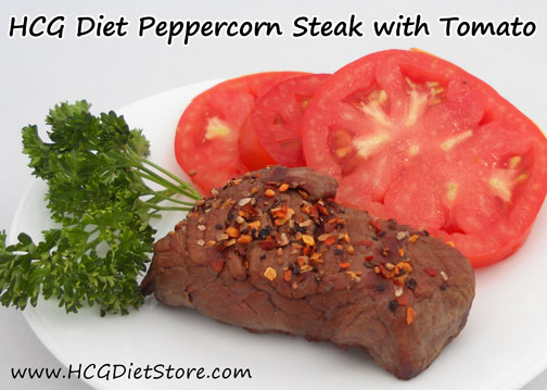 A juicy steak that has a SPICY KICK of amazing flavor... try today!