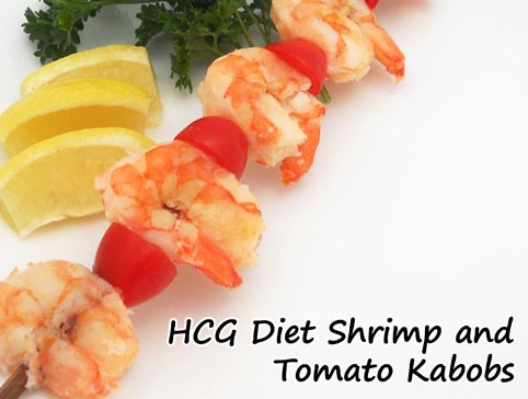 Quick HCG meal idea... right HERE! This kabob HCG recipe is fun and fast!