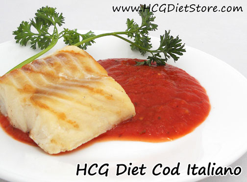 All I can say about this HCG recipe.... Delicious