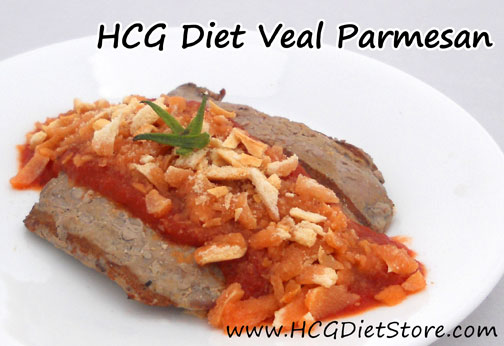 This is a FANCY HCG recipe for phase 2 of the HCG Diet... make this one to impress!