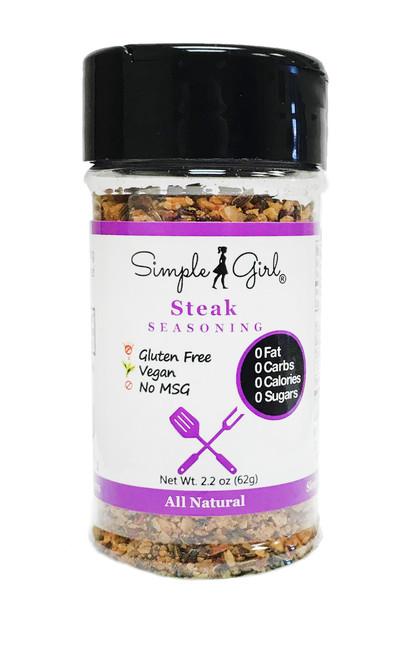 Simple Girl Steak Seasoning (Spices for HCG Diet Safe)