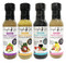 Simple Girl Dressing Flavors Available in 12 oz Bottles