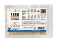 Simple Girl Organic Variety Pack - 8 single serve packets