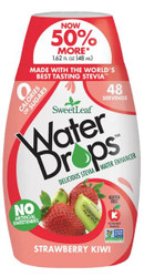 Strawberry Kiwi SweetLeaf Water Drops