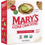 Mary's Organic Original Crackers - Gluten Free Breadstick Substitute