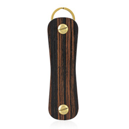 Wooden Jackknife Keyholder in Ebony