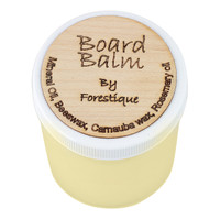 Forestique Board Balm in Glass Jar