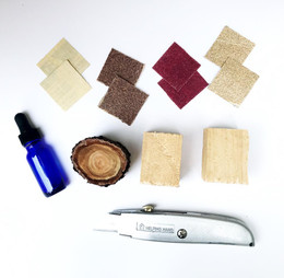 Wooden Egg Carving kit - Limited Edition