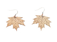 Sugar Maple Earrings - Natural