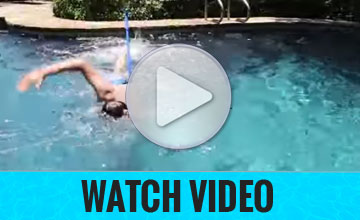 Homeswimmer Stationary Swimming Fitness Swim Harness