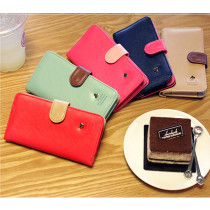 Smartphone pouch wallet