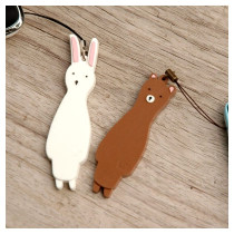 Tall animal phone strap_01