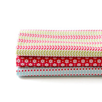 Quarter cotton fabric pack - daily christmas