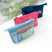 Travel mesh pouch - large