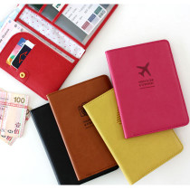 RFID blocking passport case ver.2