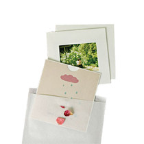 Instax mini design photo frame set
