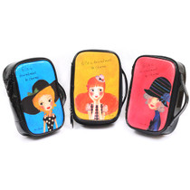 Cosmetic makeup pouch