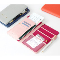 RFID blocking pocket passport case wallet