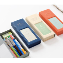 La trousse classic square pen case box