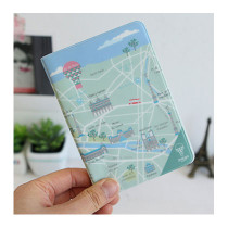 Passport cover (Paris street)