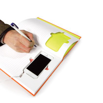 Smartphone notebook for iphone 5