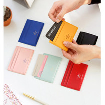 La chance passe flat card holder case
