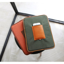 The Basic canvas iPad, Galaxy Note pouch