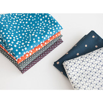 Modern pattern cotton handkerchief hankie