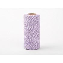 Twine cotton string - Violet