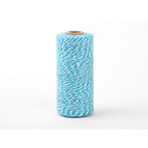 Roll Twine cotton string - Ocean blue
