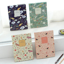 Willow story illustration lined notebook