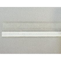 "0.59""X22yd Glass adhesive Tape - grid"