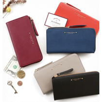 Un jour de chance zip around wallet
