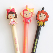 Hellogeeks soft cute mechanical pencil