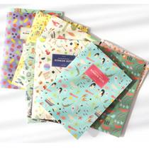 Bon Bon pattern lined notebook medium