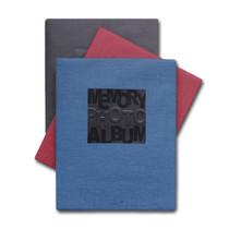 Memory typography self adhesive photo album