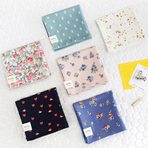 Pattern daily soft handkerchief hankie