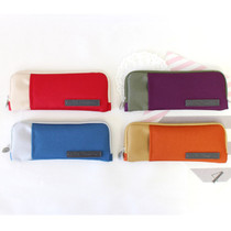 Glance two pocket slim pencil case