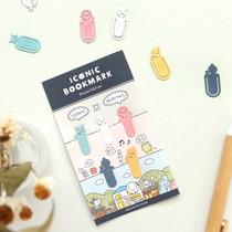 Perytale mini bookmark set