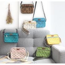 Livework Jam Jam pattern side messenger bag