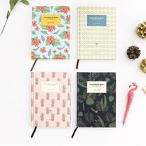 Un jour de reve classic hardcover lined notebook