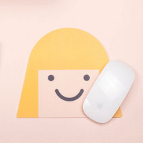 Miss lalla small mouse pad